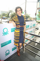 Taapsee Pannu looks super cute at United colors of Benetton standalone store launch at Banjara Hills ~  Exclusive Celebrities Galleries 030.JPG