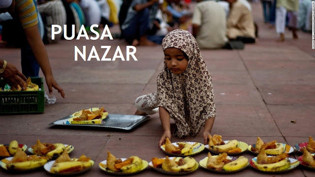 Nazar tidak hanya terbatas pada puasa saja PUASA NAZAR (Niat, Hukum, Manfaat, Tata Cara, Waktu, Keutamaan) LENGKAP