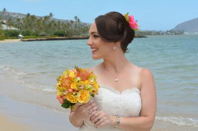 Bride from Australia