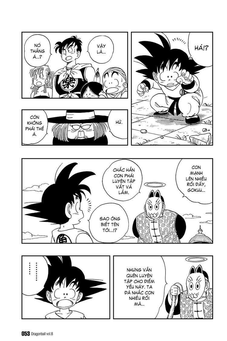 Dragon Ball chap 108 trang 4