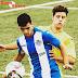 Miquel Jaume anota frente al FC Barcelona y entrena con el primer equipo