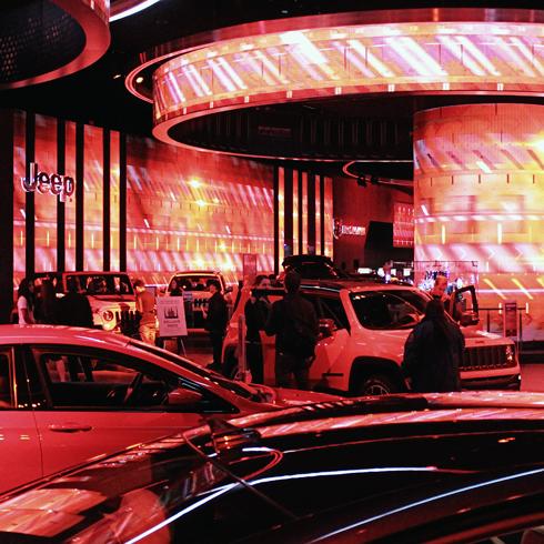 detroit auto show naias