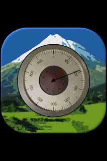 Icon Altimeter