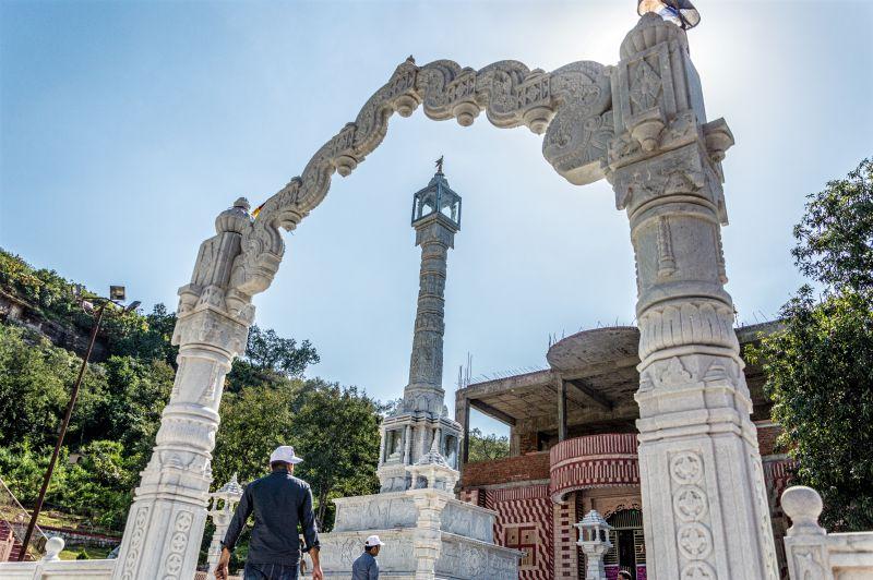 Kandhagiri Jain Temples