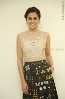 Taapsee Pannu in transparent top at Anando hma theatrical trailer launch ~  Exclusive 003.JPG
