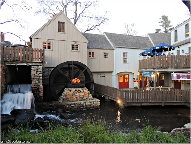 Jenney Grist Mill, Plymouth