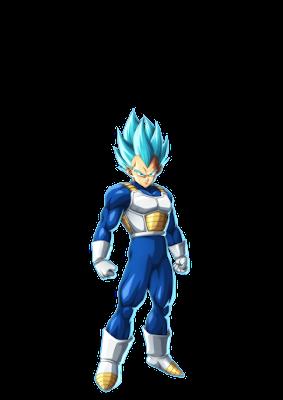 Goku y Vegeta SSGSS