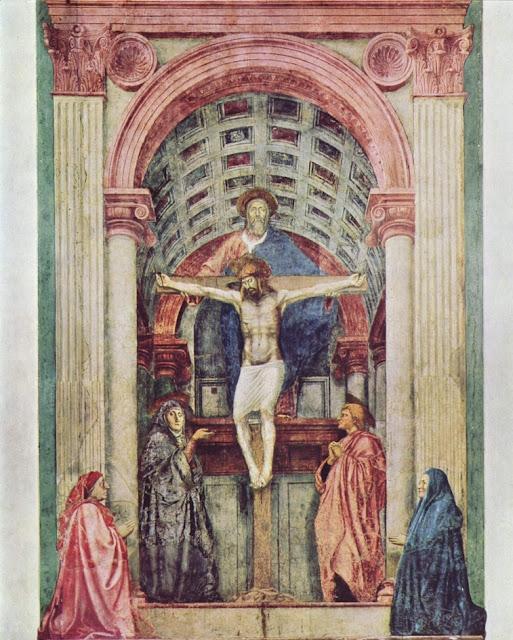 La Trinidad – Masaccio
