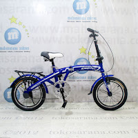 16 exotic folding bike