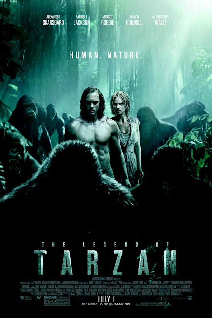 Download The Legend of Tarzan (2016) HC HDRip Subtitle Indonesia