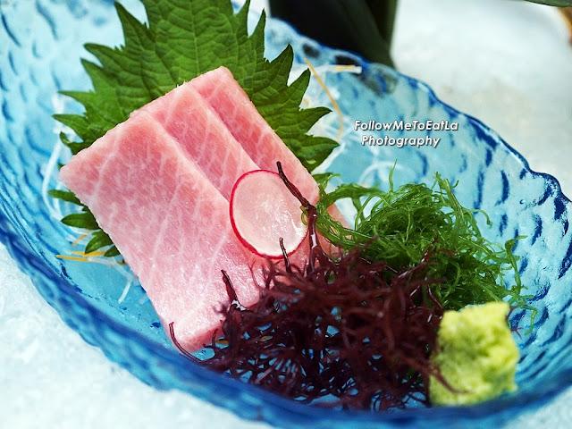 Toro Sashimi  RM 58