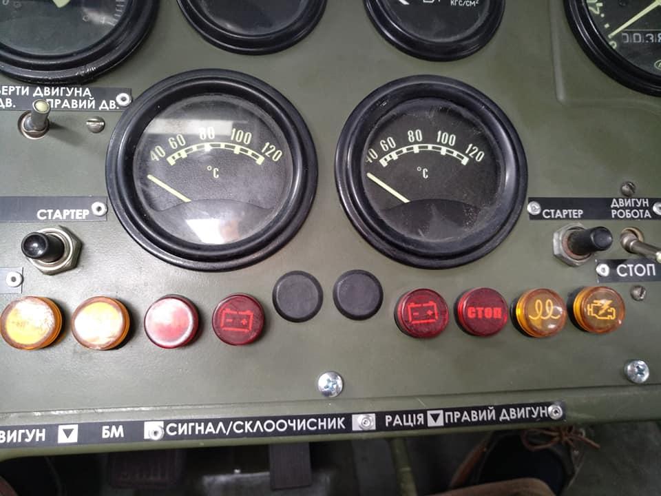 Українська компанія «КОРТ» презентувала модернізований варіант БТР-60ПБ (фото)