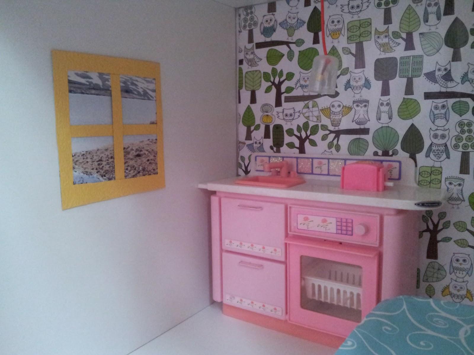 barbie haus selber bauen aus karton die neuesten innenarchitekturideen. Black Bedroom Furniture Sets. Home Design Ideas