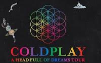 Pré-Venda Ingressos Coldplay com Ourocard