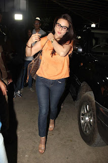 Preity Zinta at the special screening of Udta Punjab