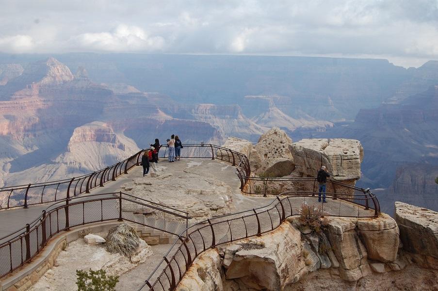 Trawell Grand Canyon And Grand Canyon Village South Rim 2014