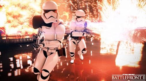 Star Wars Battlefront 2 mod removes the annoying Chromatic Aberration effect https://www.dsogaming.com...