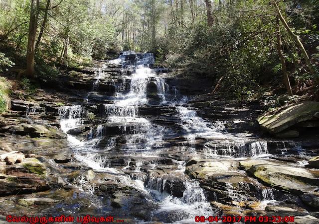 Georgia Minnehaha Falls