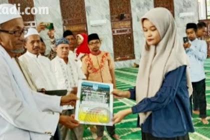 Jadi Mualaf, Gadis Cantik di Pamekasan Ucapkan Kalimat Syahadat Sehari Sebelum Natal