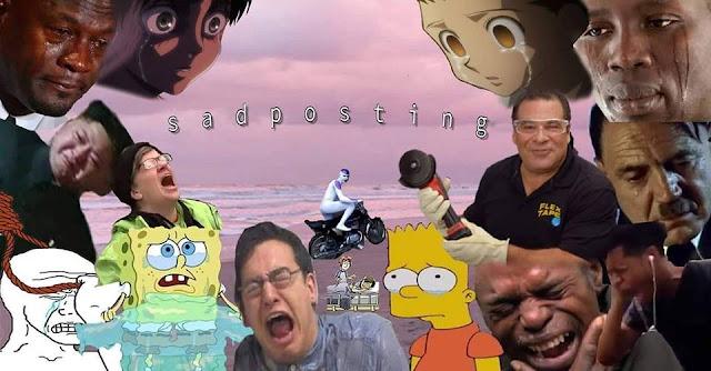 Grup Shitposting Penyedia Asupan Fresh Meme di Facebook