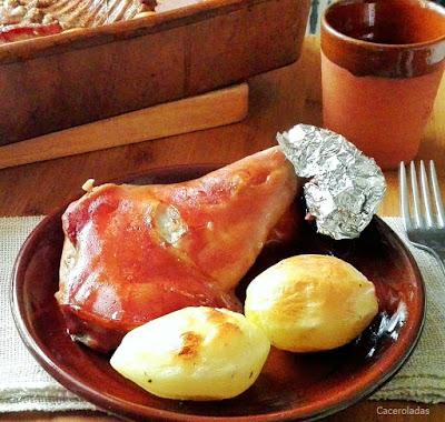 cochinillo asado tradicional