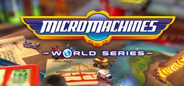 Micro Machines World Series nos deleita con su multijugador en movimiento