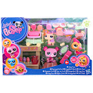 Littlest Pet Shop 3-pack Scenery Woodpecker (#2088) Pet