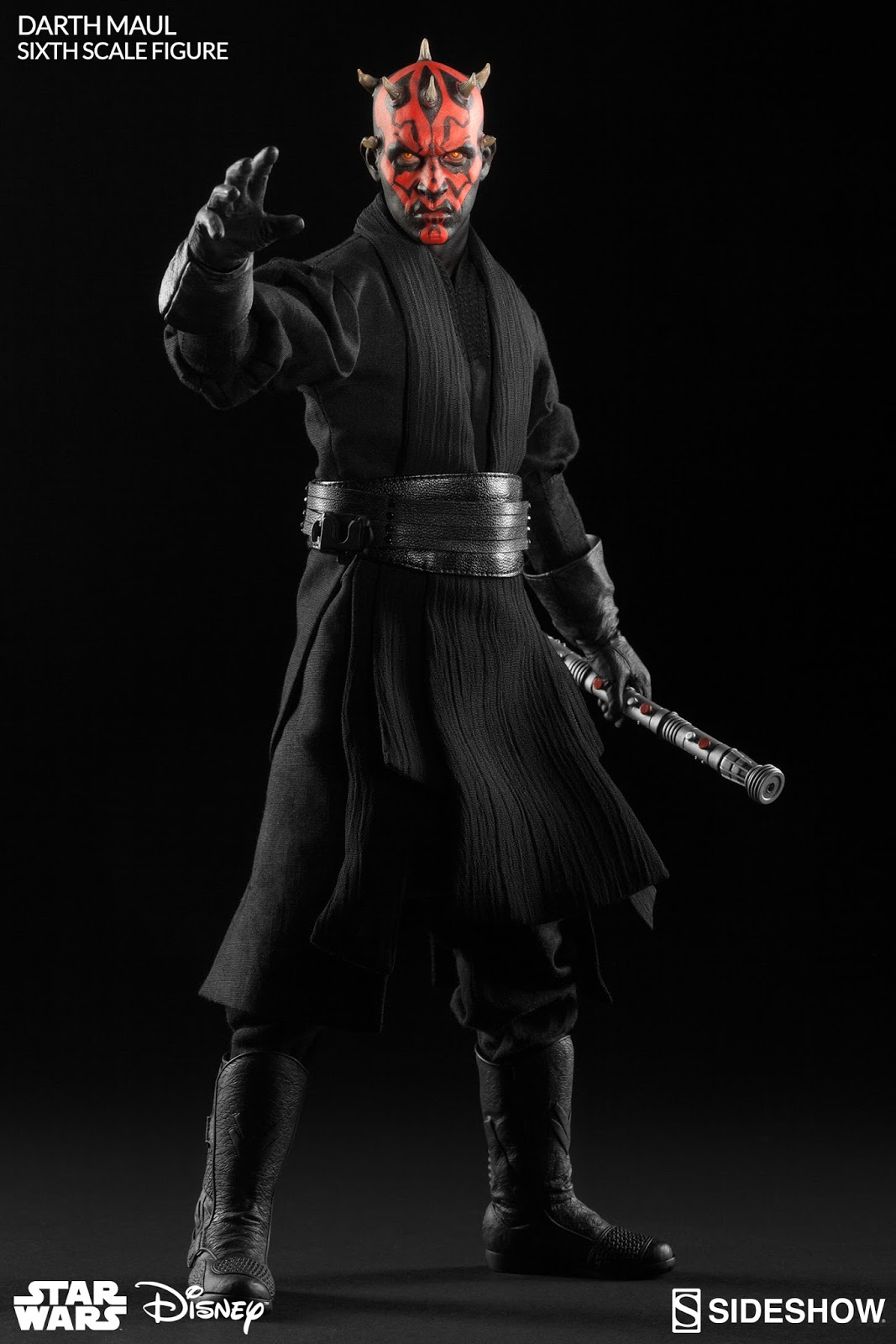 Star Wars Darth Maul (Duel on Naboo) 1/6 Scale Figure