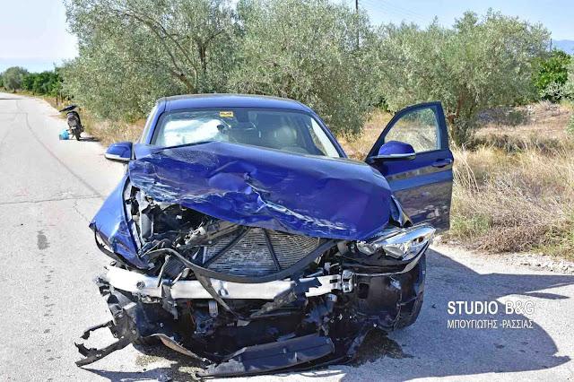Επίσημη ανακοίνωση της αστυνομίας για το τροχαίο δυστύχημα στην Αργολίδα