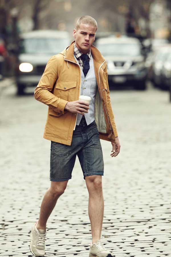 Mantomeasure Summer Essential Men S Shorts Introduction