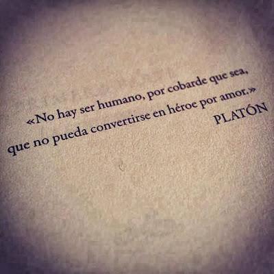 """Platón: """"Héroe por Amor"""""""