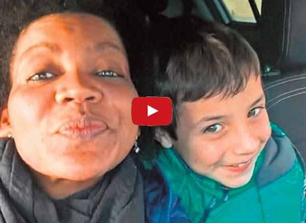 Dominicana en España estranguló a su hijastro de 8 años