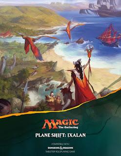 Plane Shift: Ixalan