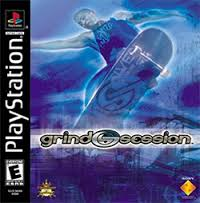Grind Session - PS1 - ISOs Download