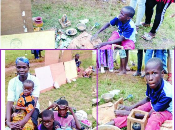 Encounter with Awka's child prodigy, Solomon Ugwu