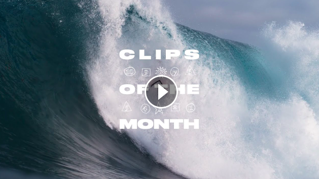 John John Florence s Insane Clip From Space Edges Out Waco Barrage SURFER Clips of the Month