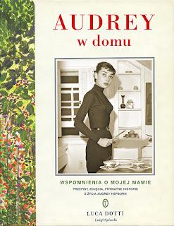 biografia Audrey Hapburn, recenzja książki, Wydawnictwo Literackie, ArtMagda