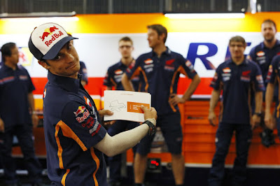 Pedrosa! Perang Antara Repsol, Red Bull, Movistar dan Monster Energy