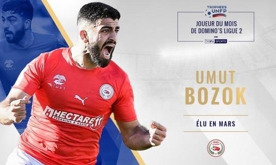Umut Bozok Fransa'da gündem oldu!