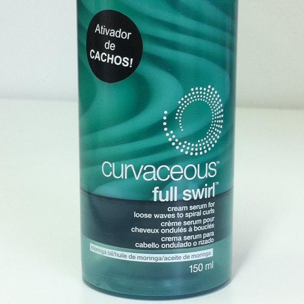 Resenha: Redken Curvaceous Full Swirl - Ativador de Cachos