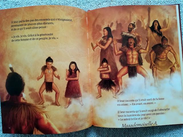 || Haka (Présentation & Avis)(Chut, les enfants lisent # 93)