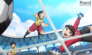 Captain Tsubasa (2018) – Episódio 18