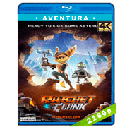 Ratchet y Clank: La Pelicula (2016) 4K Audio Dual Latino-Ingles