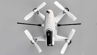 Walkera F150 Racer Drone White