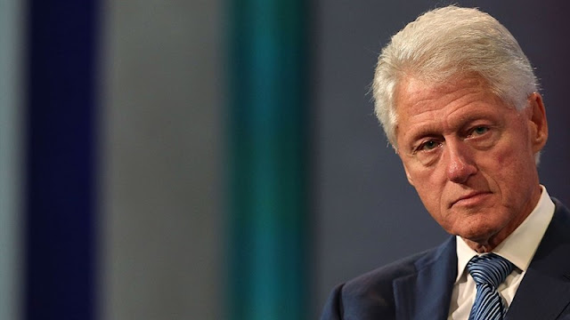 President Bill Clinton: Accusation that foundation paid for daughter's wedding a 'personal insult'