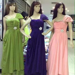 toko dress murah di semarang jual dress panjang murah