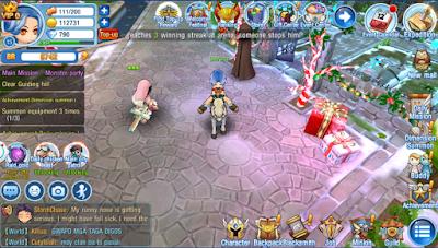 Luna Online Mobile, Nostalgic With Luna Classic