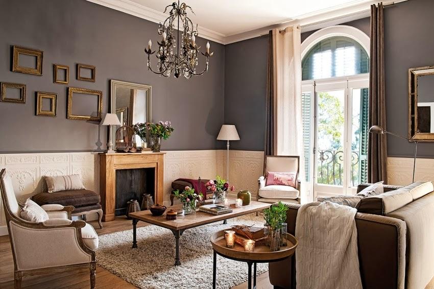 Szykowne wnętrze z misternymi zdobieniami, wystrój wnętrz, wnętrza, urządzanie domu, dekoracje wnętrz, aranżacja wnętrz, inspiracje wnętrz,interior design , dom i wnętrze, aranżacja mieszkania, modne wnętrza, styl klasyczny, sztukaterie, styl francuski, salon