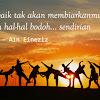 Kata Kata Mutiara untuk Sahabat Sejati dan Tersayang yang Selalu Menemanimu