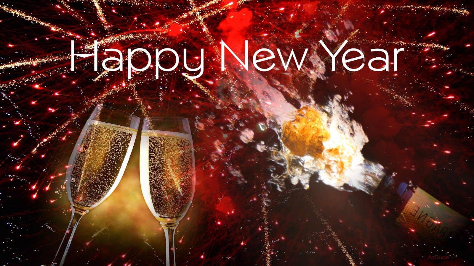 Happy new year 2018 images wallpapers picture messages happy new year images and greetings m4hsunfo